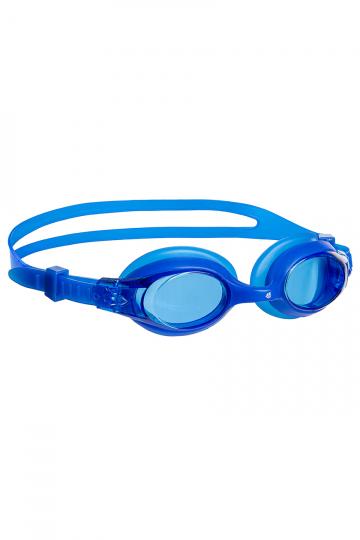 Тренировочные очки для плавания Junior AutosplashТренировочные очки<br>Удобные  юниорские очки для водных видов спорта и отдыха. Система автоматической регулировки ремешков.<br><br>Цвет: Синий