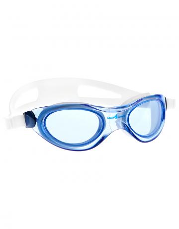 Маска для плавания PanoramicМаски для плавания<br>Очки-маска, закрывающая чувствительную зону вокруг глаз.<br><br>Цвет: Синий