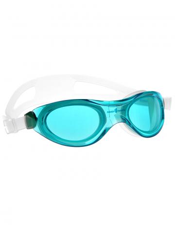Маска для плавания PanoramicМаски для плавания<br>Очки-маска, закрывающая чувствительную зону вокруг глаз.<br><br>Цвет: Голубой