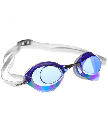 Стартовые очки Turbo Racer II RainbowСтартовые очки<br>Усовершенствованные гидродинамические свойства и низкопрофильный дизайн очков Turbo Racer II Rainbow обеспечат максимально эффективное скольжение в воде при наименьшем сопротивлении. Модель оснащена защитой от ультрафиолета UV и покрытием антифог для безупречного обзора. Очки подходят как для стартов, так и для регулярных тренировок. В комплекте 3 сменные носовые перемычки.<br><br>ОСОБЕННОСТИ:<br><br><br> Покрытие Rainbow - усовершенствованный дизайн и дополнительная защита от бликов;<br> Особая конструкция линз - повышает гидродинамические свойства;<br> Низкопрофильный обтюратор - обеспечивает надежную и удобную посадку;<br> Защита UV - защита от ультрафиолета;<br> Покрытие антифог - защита от запотевания;<br> 3 сменные носовые перемычки - очки подходят для любого типа лица.<br><br>Цвет: Синий