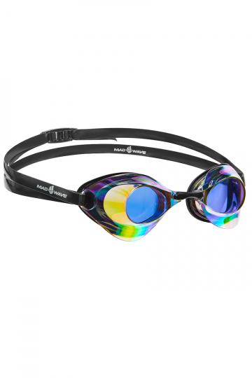 Стартовые очки Turbo Racer II RainbowСтартовые очки<br>Усовершенствованные гидродинамические свойства и низкопрофильный дизайн очков Turbo Racer II Rainbow обеспечат максимально эффективное скольжение в воде при наименьшем сопротивлении. Модель оснащена защитой от ультрафиолета UV и покрытием антифог для безупречного обзора. Очки подходят как для стартов, так и для регулярных тренировок. В комплекте 3 сменные носовые перемычки.<br><br>ОСОБЕННОСТИ:<br><br><br> Покрытие Rainbow - усовершенствованный дизайн и дополнительная защита от бликов;<br> Особая конструкция линз - повышает гидродинамические свойства;<br> Низкопрофильный обтюратор - обеспечивает надежную и удобную посадку;<br> Защита UV - защита от ультрафиолета;<br> Покрытие антифог - защита от запотевания;<br> 3 сменные носовые перемычки - очки подходят для любого типа лица.<br><br>Цвет: Фиолетовый