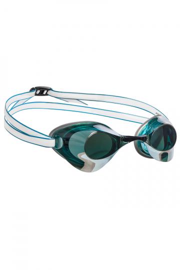 Стартовые очки Turbo Racer II MirrorСтартовые очки<br>Усовершенствованные гидродинамические свойства и низкопрофильный дизайн очков Turbo Racer II Mirror обеспечат максимально эффективное скольжение в воде при наименьшем сопротивлении. Модель оснащена защитой от ультрафиолета UV и покрытием антифог для безупречного обзора. Очки подходят как для стартов, так и для регулярных тренировок. В комплекте 3 сменные носовые перемычки.<br><br>ОСОБЕННОСТИ:<br><br><br> Зеркальное покрытие линз - усовершенствованный дизайн и дополнительная защита от бликов;<br> Особая конструкция линз - повышает гидродинамические свойства;<br> Низкопрофильный обтюратор - обеспечивает надежную и удобную посадку;<br> Защита UV - защита от ультрафиолета;<br> Покрытие антифог - защита от запотевания;<br> 3 сменные носовые перемычки - очки подходят для любого типа лица.<br><br>Цвет: Бирюзовый