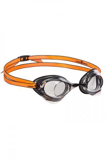 Стартовые очки Turbo Racer IIСтартовые очки<br>Усовершенствованные гидродинамические свойства и низкопрофильный дизайн очков Turbo Racer II обеспечат максимально эффективное скольжение в воде при наименьшем сопротивлении. Модель оснащена защитой от ультрафиолета UV и покрытием антифог для безупречного обзора. Очки подходят как для стартов, так и для регулярных тренировок. В комплекте 3 сменные носовые перемычки.<br><br>ОСОБЕННОСТИ:<br><br><br> Особая конструкция линз - повышает гидродинамические свойства;<br> Низкопрофильный обтюратор - обеспечивает надежную и удобную посадку;<br> Защита UV - защита от ультрафиолета;<br> Покрытие антифог - защита от запотевания;<br> 3 сменные носовые перемычки - очки подходят для любого типа лица.<br><br>Цвет: Черный