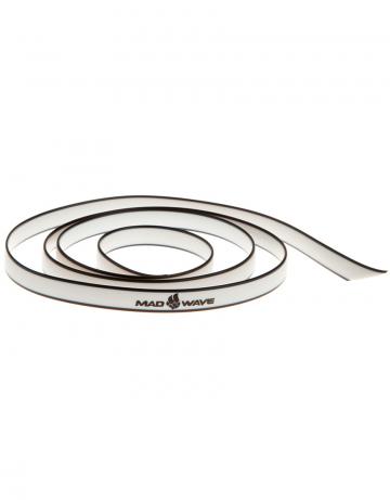 Аксессуар для очков для плавания Additional Strap for racing gogglesАксессуары для очков<br>Сменный ремешок для стартовых очков.<br><br>Цвет: Белый