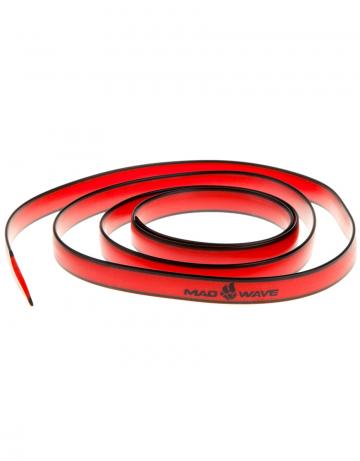 Аксессуар для очков для плавания Additional Strap for racing gogglesАксессуары для очков<br>Сменный ремешок для стартовых очков.<br><br>Цвет: Красный