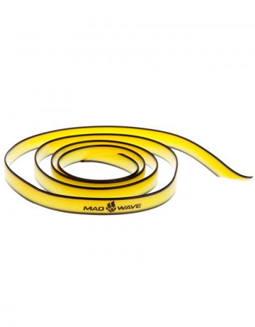 Аксессуар для очков для плавания Additional Strap for racing gogglesАксессуары для очков<br>Сменный ремешок для стартовых очков.<br><br>Размер: None<br>Цвет: Желтый