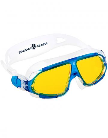 Маска для плавания Sight IIМаски для плавания<br>Очки-маска, закрывающая чувствительную зону вокруг глаз.<br><br>Цвет: Голубой