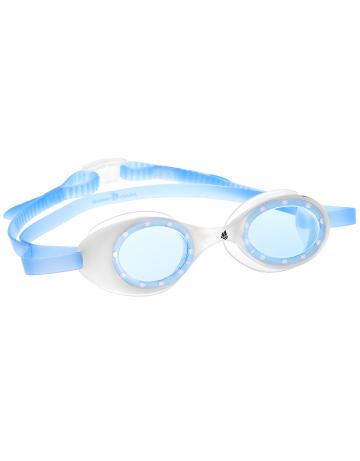 Тренировочные очки для плавания UltraVioletТренировочные очки<br>Удобные очки для юниоров. Очки с оправой меняющей цвет при воздействии UV излучения. Очень нравятся детям.<br><br>Размер: None<br>Цвет: Голубой