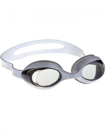 Тренировочные очки для плавания StretchyТренировочные очки<br>Забудьте про настройку своих очков для плавания с универсальной моделью STRETCHY от Mad Wave! У очков нет никаких регулировок - все, что нужно просто их надеть! Высокий комфортный обтюратор обеспечит удобную и надежную посадку. Линзы с защитой от ультрафиолета и покрытием от запотевания Антифог.<br><br>Цвет: Серебро