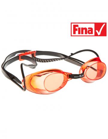 Стартовые очки Liquid RacingСтартовые очки<br>Стартовые очки Mad Wave LIQUID – выбор искушенных профессионалов! Очки сочетают в себе простоту и высокую эффективность для ответственных стартов. Линзы не имеют обтюратора, что обеспечивает жесткую и надежную посадку, а двойной автоматический силиконовый ремешок выполнен из упроченного силикона для дополнительной безопасности и непревзойденного комфорта.<br><br>Все модели стартовых очков LIQUID одобрены федерацией FINA для участия в международных соревнованиях.<br><br><br>ОСОБЕННОСТИ<br><br><br> Система автоматической настройки ремешка - позволяет быстро и надежно зафиксировать очки;<br> Без обтюратора - более жесткая и надежная посадка;<br> Ремешок из упроченного силикона - повышенная безопасность;<br>Защита UV - защита от ультрафиолета;<br>Покрытие Антифог Плюс - усовершенствованная защита от запотевания;<br>Многоступенчатая носовая перемычка - подходят для любого типа лица;<br>FINA approved - очки сертифицированы федерацией FINA для участия в международных соревнованиях.<br><br>Цвет: Красный