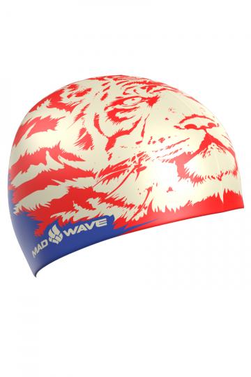 Силиконовая шапочка для плавания MALAYSIAСиликоновые шапочки<br>Силиковая шапочка с национальной символикой. Подходит для взрослых людей и подростков от 10-11 лет.<br><br>Размер: None<br>Цвет: Красный