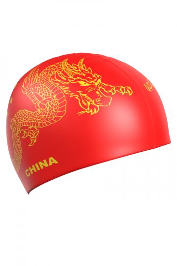 Mad Wave Силиконовая шапочка для плавания CHINA