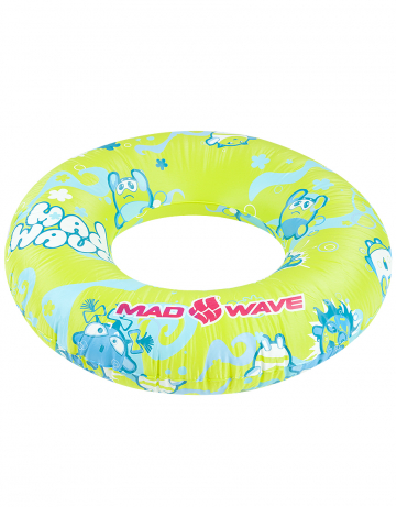 Надувной круг для плавания RingКруги надувные<br>Надувной круг 60 см. Надежный текстурированный ПВХ. Большой удобный и надежный клапан. Прошел европейский тест на безопасность EN 71.<br><br>Размер: 700 mm<br>Цвет: Зеленый