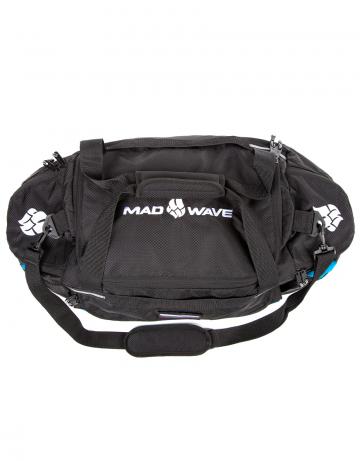 Рюкзак сумка для бассейна SPORT BAGРюкзаки и сумки<br>Спортивная сумка емкостью 50 литров. Имеется отделение для сушки обуви и отделение для мокрых вещей.<br><br>Размер: 50L<br>Цвет: Черный