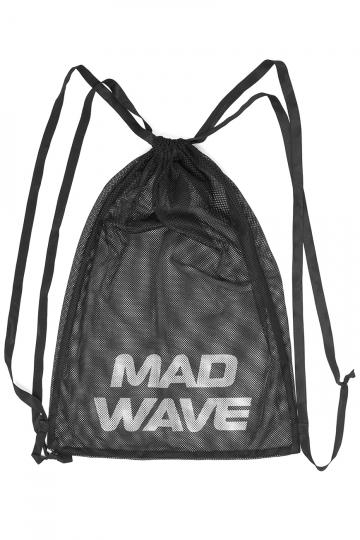 Рюкзак сумка для бассейна DRY MESH BAGРюкзаки и сумки<br>Используется для хранения мокрого инвентаря<br><br>Размер: 65x50<br>Цвет: Черный