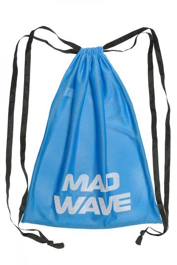 Рюкзак сумка для бассейна DRY MESH BAGРюкзаки и сумки<br>Используется для хранения мокрого инвентаря<br><br>Размер: 65x50<br>Цвет: Синий