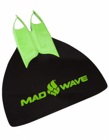 Ласты для плавания в бассейне Training MonofinЛасты для плавания<br>Моноласта для скоростного плавания в воде и под водой. Состоит из пластины и галоши. Пластина представляет собой гибкую и упругую пластину трапециевидной формы. Калоша крепится к узкой части пластины, фиксируется на стопах.<br><br>Размер RU: 36-39<br>Цвет: Зеленый