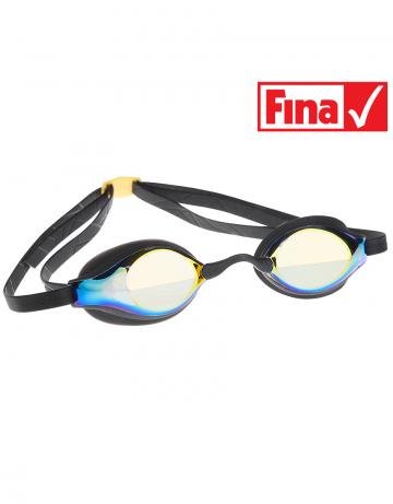 Стартовые очки Record breaker MirrorСтартовые очки<br>Разработанная нашими специалистами инновационная конструкция линз дает пловцам превосходный фронтальный обзор и позволяет сохранять оптимальное положение головы в воде во время тренировок и соревнований. Очки оснащены двойным ремешком для обеспечения надежной фиксации и безопастности при погружении в воду. Линзы имеют защиту от ультрафиолета UV 400 и специальное покрытие AntiFog. В комплекте 3 сменные носовые перемычки. Низкопрофильный обтюратор.<br><br>Очки RECORD BREAKER сертифицированы федерацией FINA для участия в международных соревнованиях.<br><br>ОСОБЕННОСТИ<br><br><br>Особая конструкция линз - обеспечивает превосходный фронтальный обзор, позволяет сохранять оптимальное положение головы и тела в воде;<br>Сменная носовая перемычка - подходят для любого типа лица;<br>Защита UV 400 - усовершенствованная защита от ультрафиолета;<br>Покрытие антифог - защита от запотевания;<br>Низкопрофильный обтюратор - обеспечивает надежную посадку и повышает гидродинамические свойства;<br>Двойной ремешок - улучшенная фиксация, безопасность и надежность крепления;<br>FINA approved - очки сертифицированы федерацией FINA для участия в международных соревнованиях.<br><br>Цвет: Желтый