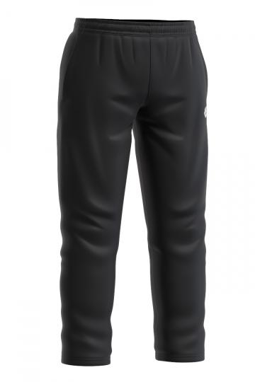Мужские спортивные брюки PROSМужские спортивные брюки<br>Тренировочные брюки унисекс. Эластичный пояс с тесьмой внутри. Спереди карманы. Низ брюк с регулировкой обхвата.<br><br>Размер: L<br>Цвет: Черный