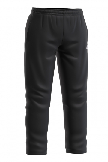 Мужские спортивные брюки PROSМужские спортивные брюки<br>Тренировочные брюки унисекс. Эластичный пояс с тесьмой внутри. Спереди карманы. Низ брюк с регулировкой обхвата.<br><br>Размер INT: L<br>Цвет: Черный