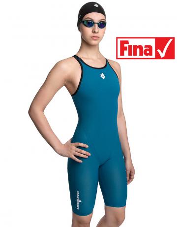 Женский гидрокостюм для плавания Forceshell Women full back. Производитель: Mad Wave, артикул: 10017830