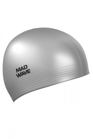 Латексная шапочка для плавания SOLID SOFTЛатексные шапочки<br>Латексная шапочка.<br><br>Цвет: Серебро