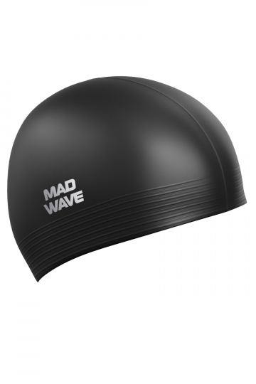 Mad Wave Латексная шапочка для плавания Solid