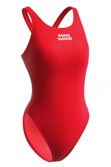 Детский купальник Lada lining juniorЮниорские купальники<br>Купальник слитный с эргономичным кроем спины Techno Back.  Модели из светлой ткани спереди на подкладке. Вырез бедра высокий. Серия ткани Training. Модель идеально подходит для частых трениковок.<br><br>Размер INT: M<br>Цвет: Красный