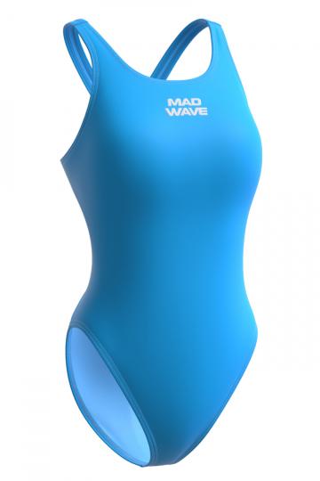 Купальник антихлор для бассейна Lada liningКупальники антихлор<br>Купальник слитный c эргономичным кроем спины Techno Back. Модели из светлой ткани спереди на подкладке. Вырез бедра высокий. Серия ткани Training. Модель идеально подходит для частых тренировок.<br><br>Размер INT: XL<br>Цвет: Голубой