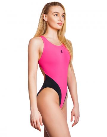 Женский купальник спортивный антихлор Reaction lining