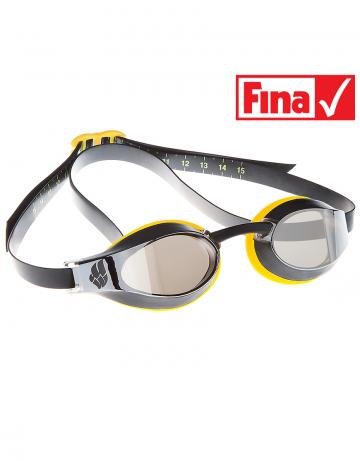 Стартовые очки X-LOOK mirrorСтартовые очки<br>Инновационная технология расширенного бокового обзора, идеальная посадка для максимальной надежности и комфорта, а также превосходные гидродинамические характеристики объединены в одной из лучших моделей стартовых очков Mad Wave -  X-LOOK Mirror. Ощутите все их преимущества в самые ответственные моменты!<br><br>Очки X-LOOK сертифицированы федерацией FINA для участия в международных соревнованиях.<br><br>ОСОБЕННОСТИ:<br><br><br>Зеркальное покрытие линз - усовершенствованный дизайн и дополнительная защита от бликов;<br>Особая конструкция линз - ультраширокий боковой обзор;<br>Настраиваемый силиконовый ремешок с делениями - надежная и быстрая фиксация очков;<br>Низкопрофильный обтюратор - обеспечивает надежную посадку и повышает гидродинамические свойства;<br>4 сменные носовые перемычки - очки подходят для любого типа лица;<br>Защита UV - защита от ультрафиолета;<br>Покрытие Антифог - защита от запотевания;<br>FINA approved - очки сертифицированы федерацией FINA для участия в международных соревнованиях.<br><br>Цвет: Желтый