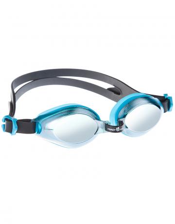 Тренировочные очки для плавания AQUA MirrorТренировочные очки<br>Удобные юниорские очки для повседневных тренировок с зеркальнам покрытием. Защита от ультрафиолетовых лучей. Антизапотевающие стекла. Линзы из поликарбоната. Регулируемая мультиступенчатая переносица. Силиконовый обтюратор и ремешек.<br><br>Цвет: Голубой