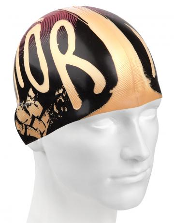 Mad Wave Силиконовая шапочка для плавания Motor M0555 12 0 00W