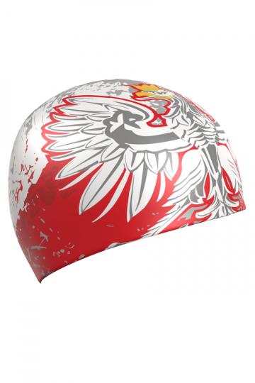 Силиконовая шапочка POLAND