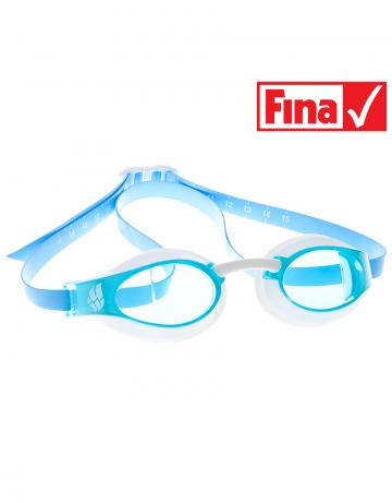 Стартовые очки X-LOOKСтартовые очки<br>Инновационная технология расширенного бокового обзора, идеальная посадка для максимальной надежности и комфорта, а также превосходные гидродинамические характеристики объединены в одной из лучших моделей стартовых очков Mad Wave -  X-LOOK. Ощутите все их преимущества в самые ответственные моменты!<br><br>Очки X-LOOK сертифицированы федерацией FINA для участия в международных соревнованиях.<br><br>ОСОБЕННОСТИ:<br><br><br>Особая конструкция линз - ультраширокий боковой обзор;<br>Настраиваемый силиконовый ремешок с делениями - надежная и быстрая фиксация очков;<br>Низкопрофильный обтюратор - обеспечивает надежную посадку и повышает гидродинамические свойства;<br>4 сменные носовые перемычки - очки подходят для любого типа лица;<br>Защита UV - защита от ультрафиолета;<br>Покрытие Антифог - защита от запотевания;<br>FINA approved - очки сертифицированы федерацией FINA для участия в международных соревнованиях.<br><br>Цвет: Голубой