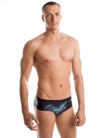 Мужские плавки AFFAIRПлавки мужские<br>Плавки на поясе с заниженной талией. Снаружи шнурок. Высота бокового шва - 10 см. Серия ткани Base Xtra Life. Модель подходит для занятий в бассейне и пляжного отдыха.<br><br>Размер INT: M<br>Цвет: Синий