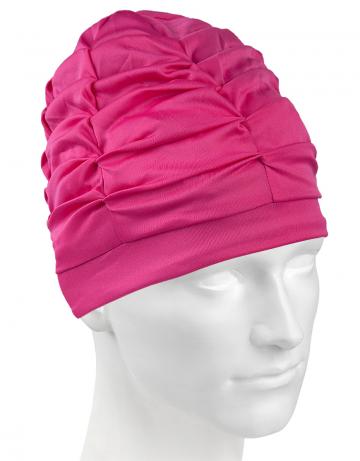 Шапочка для душа VELCROШапочки для душа<br>Шапочка для душа из полиэстера с застежкой.<br><br>Цвет: Розовый