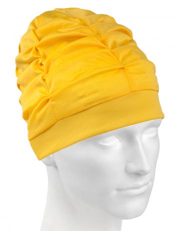 Шапочка для душа VELCROШапочки для душа<br>Шапочка для душа из полиэстера с застежкой.<br><br>Цвет: Желтый