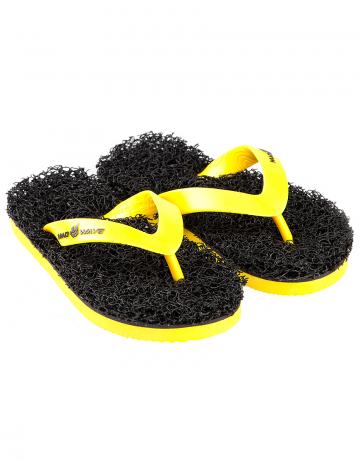 Детские тапочки для бассейна и пляжа CarpetДетская обувь<br>Тапки для бассейна.<br><br>Размер: 28<br>Цвет: Желтый