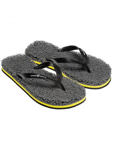 Мужская обувь для бассейна и пляжа CarpetМужская обувь<br>Тапки для бассейна.<br><br>Размер: 44<br>Цвет: Черный