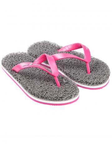 Женская обувь для бассейна и пляжа CARPETЖенская обувь<br>Удобные тапки для бассейна и пляжа. Подошва имитирует ковровое покрытие.<br><br>Размер: 36<br>Цвет: Розовый