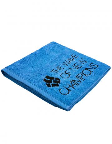 Полотенце для бассейна и пляжа WAVEПолотенца<br>Махровое полотенце 450 г/м2.<br><br>Размер: 70*140<br>Цвет: Синий
