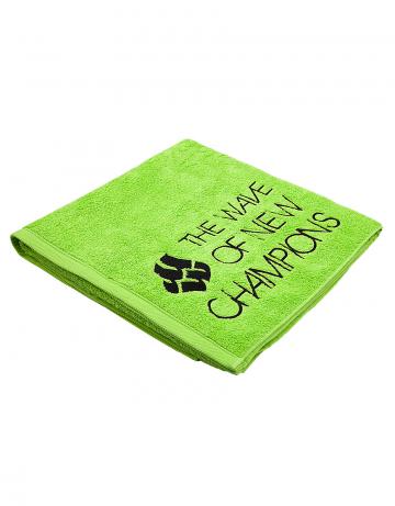 Полотенце для бассейна и пляжа WAVEПолотенца<br>Махровое полотенце 450 г/м2.<br><br>Размер: 70*140<br>Цвет: Зеленый