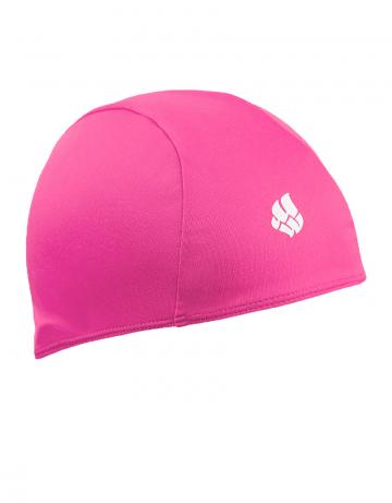 Текстильная шапочка для плавания POLYТекстильные шапочки<br>Текстильная шапочка. Лёгкая и комфортная.<br><br>Цвет: Розовый