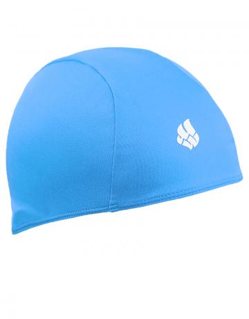 Текстильная шапочка для плавания POLYТекстильные шапочки<br>Текстильная шапочка. Лёгкая и комфортная.<br><br>Цвет: Синий