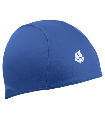 Текстильная шапочка для плавания POLYТекстильные шапочки<br>Текстильная шапочка. Лёгкая и комфортная.<br><br>Цвет: Темно-синий