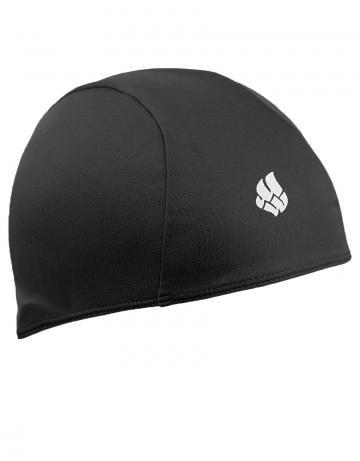 Текстильная шапочка для плавания POLYТекстильные шапочки<br>Текстильная шапочка. Лёгкая и комфортная.<br><br>Цвет: Черный