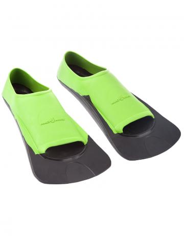 Ласты для плавания в бассейне Fins Training II RubberЛасты для плавания<br>Короткие резиновые тренировочные ласты.<br><br>Размер RU: 30-32<br>Цвет: Зеленый