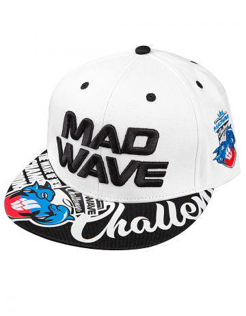 Mad Wave Challenge MAD WAVE CHALLENGEMad Wave Challenge<br><br><br>Размер: None<br>Цвет: Белый