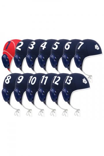 Набор шапочек для водного поло WATERPOLO set 13